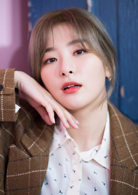 Seulgi Red Velvet Profile