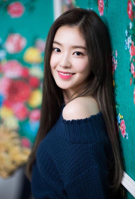 Irene Red Velvet Profile